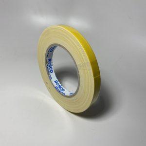 1/2 inch Yellow GaffTac Spike Tape