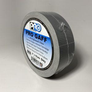 2 inch Grey Gaff Matte Tape