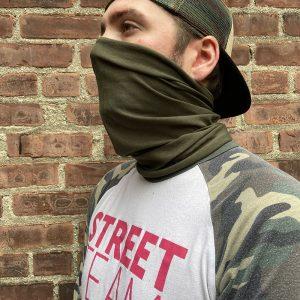 Face Shield Green