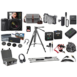 Sony a6600 Camera Package Kit Rental
