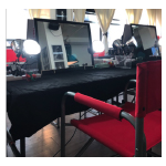 production chair rental new york city