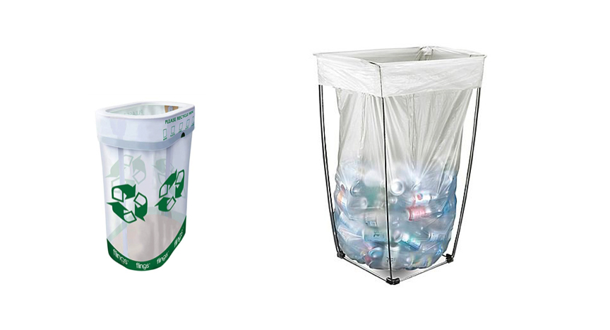 Recycling Bins for Production