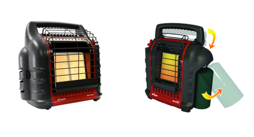 Propane Canister Heaters