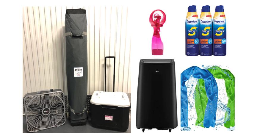 Production Heat Prevention Rental New York City