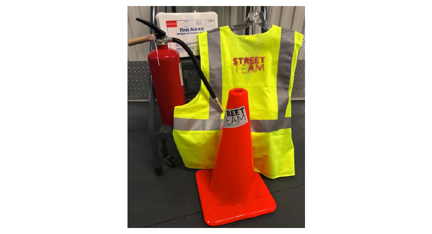 Safety Gear Rental