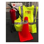 safety gear rental