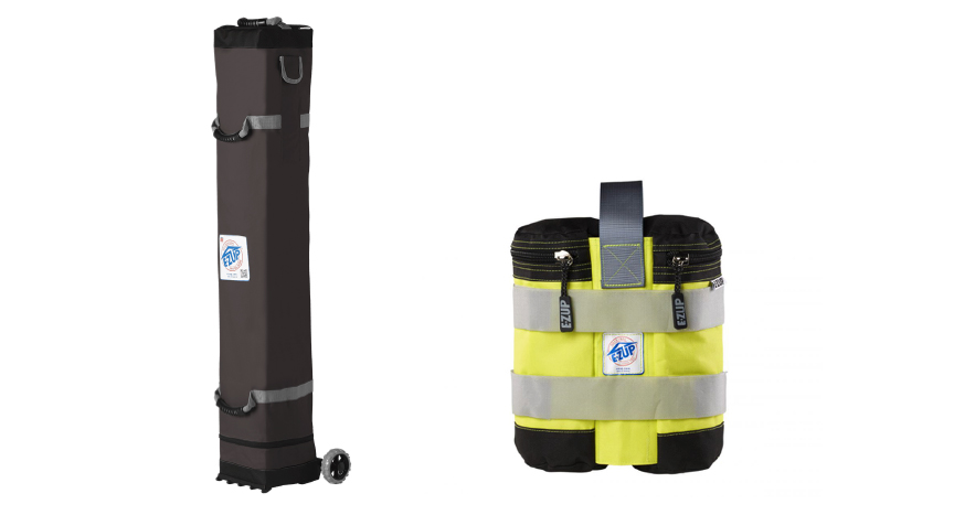 EZ-UP Sand Bags & Roller Bags