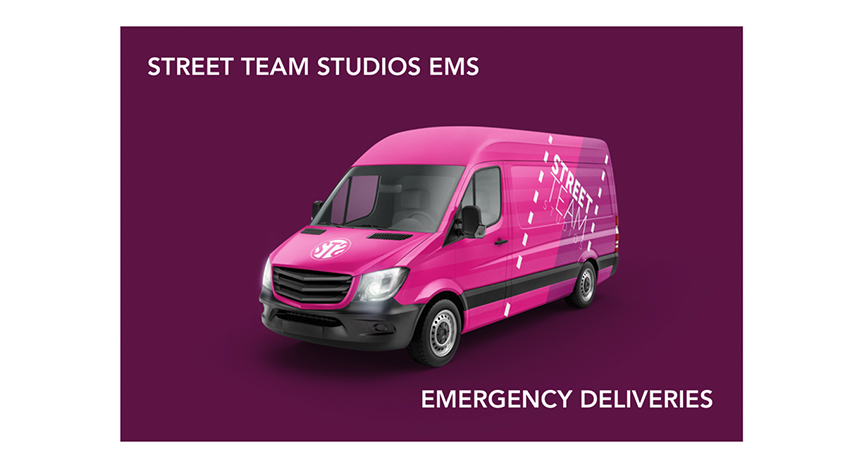 Production Supply & Radio Rental Delivery New York City