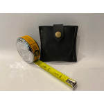AC Tape Measure with Protective Leather Sleeve