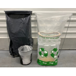 garbage and recycling disposal